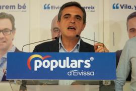 Marí Bosó descarta presidir el PP balear