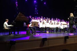 La Escuela de Música de Sant Llorenç, protagonista en Sa Màniga