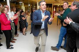 Marí Bosó descarta presidir el PP balear a pesar de la confianza depositada por Fuster
