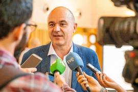 Vicent Marí no cree que la diferencia política mine la relación con el Govern