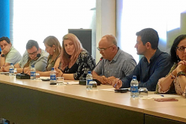 Joan Torres (PxE) urge al PSOE a «tomar una decisión» antes de sentarse a negociar