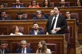 La Fiscalía mantiene su petición de condenas de cárcel por rebelión para Junqueras