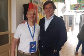 David Díez entrará como regidor en Cort tras la renuncia de Isern