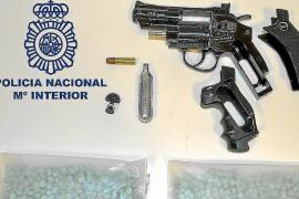 Fiscalía pide seis años de cárcel para un detenido en Ibiza con 1.600 éxtasis