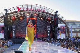 Sofisticación en la tercera pasarela Mercedes-Benz Fashion Week Ibiza