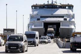 Formentera registra la reserva de 3.796 vehículos para julio y agosto