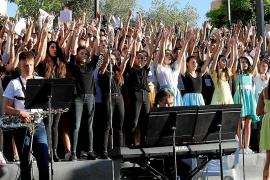 El musical 'Grease' en las voces juveniles de la ciudad de Ibiza