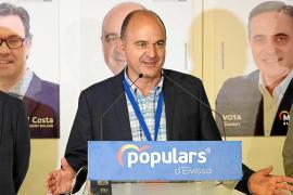 Vicent Marí: «No se entendería un pacto extraño forjado fuera de Ibiza»