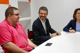 Ciudadanos deja la puerta abierta a formar gobierno con el PSOE en el Consell d'Eivissa