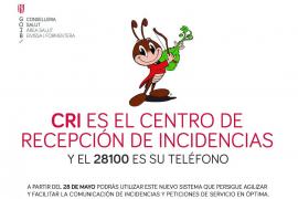 Más control a las incidencias a la concesionaria de Can Misses con un nuevo sistema teléfonico