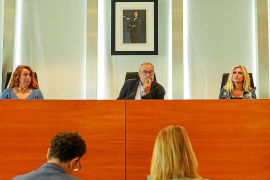 Podemos no aclara su postura ante un posible pacto entre PSOE y Cs en el Consell d'Eivissa