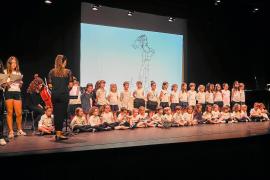 Los benjamines del Taller de Flauta Dolça Albarca ponen voz a 'El Petit Príncep'