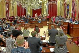 El pleno del Parlament balear incorpora 38 caras nuevas
