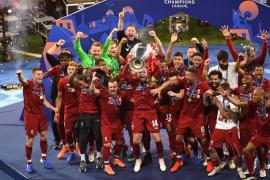 El Liverpool tiñe de rojo Madrid