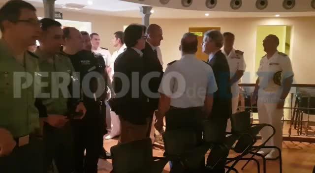 Santa Eulària conmemora el rescate de ocho tripulantes del carguero 'Kudowa' en 1983