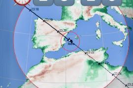 La Estación Espacial Internacional podrá observarse hoy a simple vista desde las Pitiusas