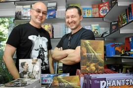 Házael González y Vicente García