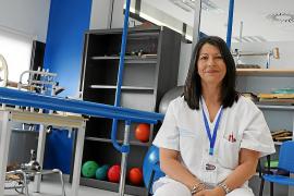 Raquel Zafra Iniesta: «He tenido pacientes que han acabado siendo mis amigos»