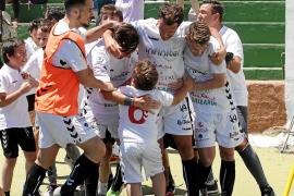 Santa Eulària regresa al fútbol de bronce