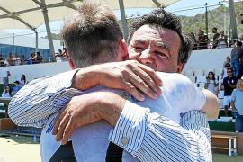 Juan Marí: «Armaremos un buen equipo para salvarnos»