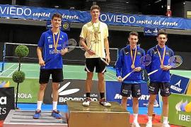Fernando Cívico logra el metal de oro