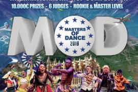 La Competición Internacional de Hip Hop 'Masters of Dance' llega a Trui Teatre