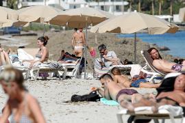 La llegada de turistas se mantiene estable hasta abril gracias a la Semana Santa