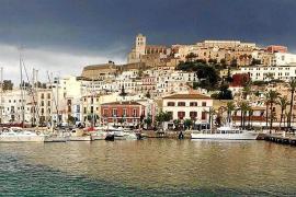 Mayo fue un mes seco en Ibiza, con un 67 % menos de lluvia de lo normal