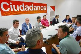 Javier Torres (Cs) asegura: «Mallorca respetará lo que se decida en Ibiza»