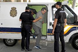 El pirómano detenido por quemar contenedores en Palma