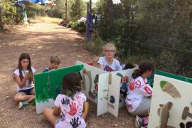 El plazo de inscripción para el Campamento de Arte de Sant Josep se abre este viernes