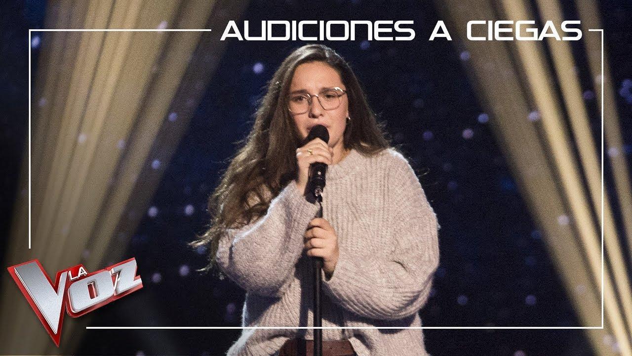 La mallorquina Auba Murillo de 'La Voz' en concierto en La Movida