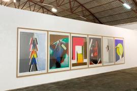 Pintura y arcilla para las tres nuevas muestras de la galería Parra & Romero