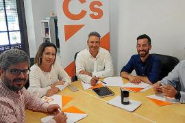Ciudadanos Ibiza también ve en el PP «un socio preferente»