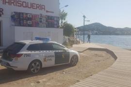 La Guardia Civil localiza el cadáver del joven escocés desaparecido en Ibiza
