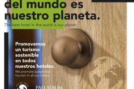 Palladium Hotel Group avanza en la retirada de plásticos de un solo uso