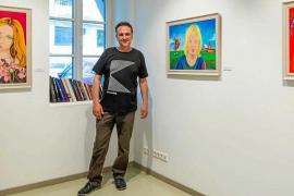 Retratos en madera para concienciar sobre el fenómeno de la inmigración