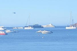 Localizan en la bahía de Talamanca el cuerpo del joven escocés desaparecido en Ibiza