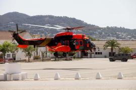 La UME y los efectivos de emergencias evalúan su nivel de respuesta ante un gran incendio