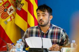 Las críticas de Pablo Valdés a Joan Torres alejan la posibilidad de un pacto de izquierdas en Sant Antoni
