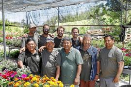 La Hortícola Balear cumple medio siglo en Menorca