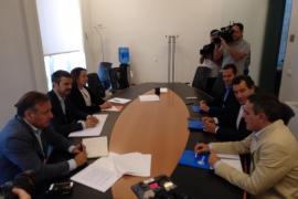 PP y C's en Baleares empiezan las negociaciones con «bastante sintonía» pero sin concretar acuerdos