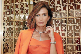 Nieves Álvarez: «Mis mejores joyas son mis tres hijos»