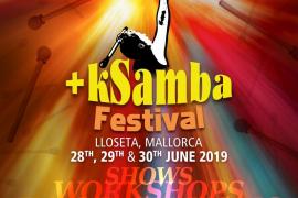 Llega el festival internacional +kSamba al Teatre de Lloseta