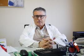 Antonio Pallicer, nuevo presidente de la junta insular del Colegio de Médicos