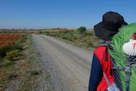 Desaparecida una peregrina norteamericana en el Camino de Santiago
