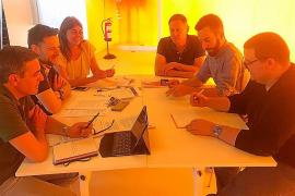 PP y Ciudadanos inician las negociaciones para formar gobierno en el Consell d'Eivissa