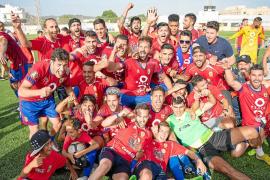 El Portmany vuelve a Tercera División