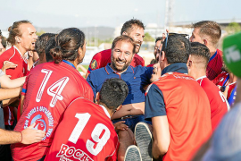 Nacho Andrés: «Intentaremos estar en Tercera los máximos años posibles»
