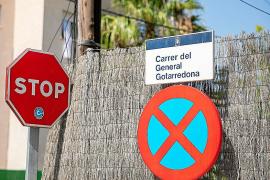 Una calle y dos plaquitas, únicos símbolos franquistas en la isla de Ibiza